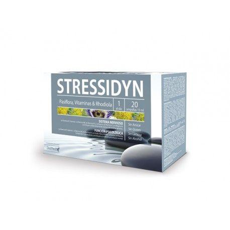 STRESSIDYN 20 AMP 15ML DIETMED