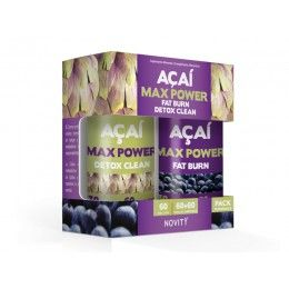 ACAI MAX POWER 60CAP+60COMP. NATURMIL