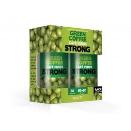 CAFE VERDE STRONG PACK 60+60 CAP NATURMIL