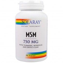 MSM 90 CAP    SOLARAY