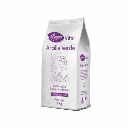 ARCILLA VERDE 1KG                       EL GRANERO