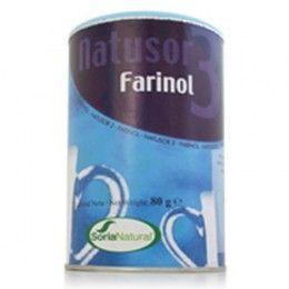 NATUSOR 3 BOTE FARINOL SORIA NATURAL S.L.