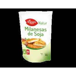 MILANESAS SOJA 125GR  GRANERO