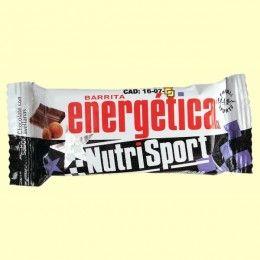 BARRITA ENERGETICA CHOCO-AVELL NUTRI SPORT