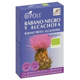 BIPOLE RABANO N/ALCACHOF DIETETICOS INTERSA SA