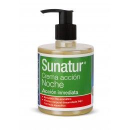 SUNATUR CREMA RED.NOCHE 500ML NATYSAL S.A.