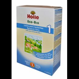 LECHE LACTANTES 1 BIO 400G (-4MESES)         HOLLE