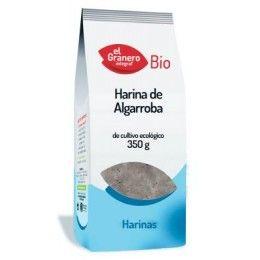 HARINA DE ALGARROBA BIO 350GR EL GRANERO INTEGRAL
