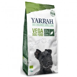 Yarrah pienso vegano para perros