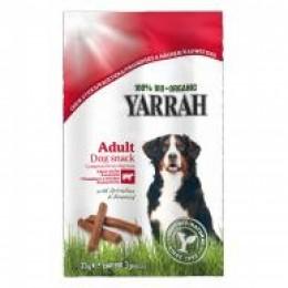 Barritas masticables para perros Yarrah, 3 x 11 g