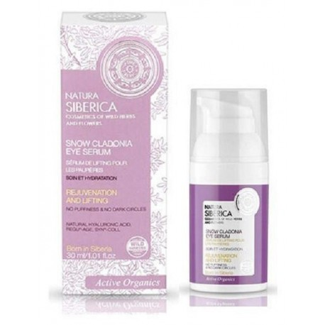 SERUM LIFTING CONTORNO OJOS 30ML NATURA SIBERICA