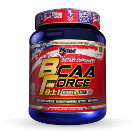 BCAA 8.1.1 200CAP MUSCLE FORCE