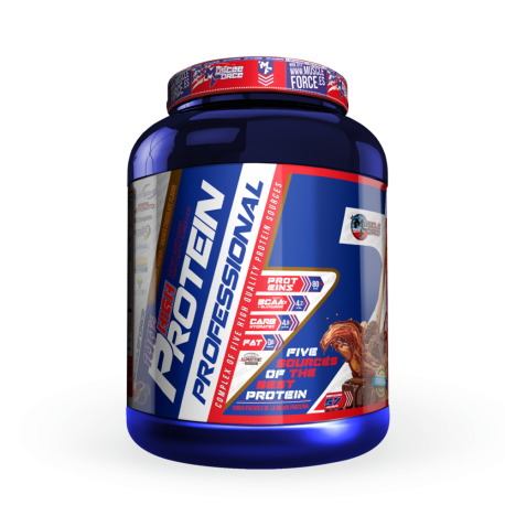 HIGH PROTEIN PROFESSIONAL 2KG VAINILLA MUSCLE FORCE