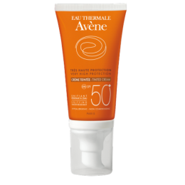 AVENE PROTECTOR SOLAR 50+ CREMA CON COLOR 50ML