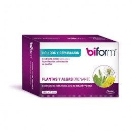 BIFORM PLANTAS Y ALGAS 60 COMP BIFORM