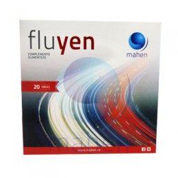 FLUYEN 20 AMPOLLAS MAHEN