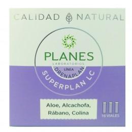 MEDICIPLAN SUPERPLAN LC 16 VIALES PLANES