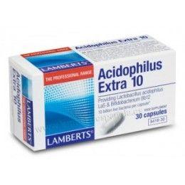ACIDOFILUS EXTRA 10 30 CAP  LAMBERTS ESPAÑOLA S.L.