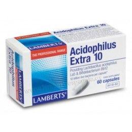 ACIDOFILUS EXTRA 10 60CAP  LAMBERTS ESPAÑOLA S.L.