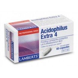 ACIDOFILUS EXTRA 4 60 CAP   LAMBERTS ESPAÑOLA S.L.