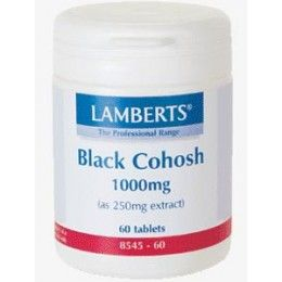 BLACK COHOS (CIMIFUGA) 1000MG     LAMBERTS