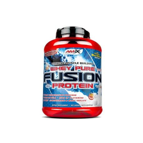 WHEY PURE FUSION CHOCOLATE 2.3KG AMIX