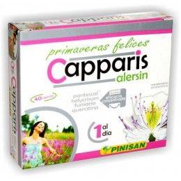 CAPPARIS ALERSIN 40CAP                PINISAN S.L.