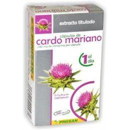 EXTRACTO CARDO MARIANO 30 CAPS PINISAN