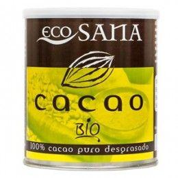 CACAO PURO DESGRASADO BIO 275G ECOSANA DRASANVI