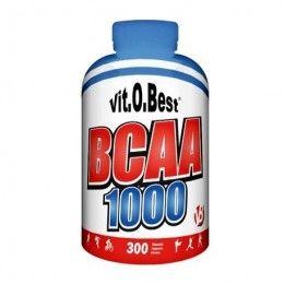 BCAA 1000   300CAP VIT.O.BEST