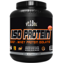ISO PROTEIN 2KG FRUTAS BOSQUE VIT.O.BEST