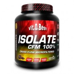 ISOLATE CMF 100% 4 LIBRAS CHOCO VIT.O.BEST