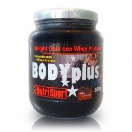 BODY PLUS CHOCOLATE 850GR              NUTRI SPORT