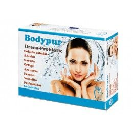 BODYPUR 60 CAP DIETETIC INTERNATIONAL SYSTEM