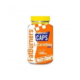 FAT BURNERS THERMO CAPS 105 COMPRIMI NUTRI SPORT