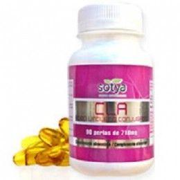 CLA(acido linoleico conjugado)90 perlas 710mg SOTYA