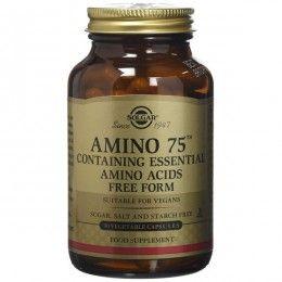 AMINO 75 90 CAP SUPLEMENTOS SOLGAR S.L