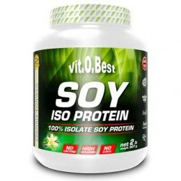 SOY PROTEIN ISOLATE 975G VIT.O.BEST