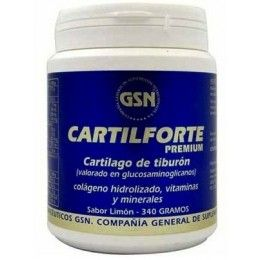 CARTILFORTE LIMON 340GR                     G.S.N.