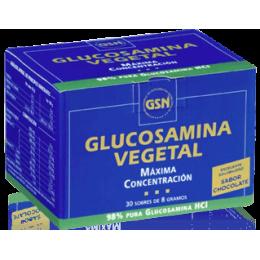 GLUCOSAMINA VEGETAL 30SOBRES                G.S.N.