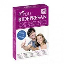 BIPOLE BIDEPRESAN 20amp. Dieteticos Intersa