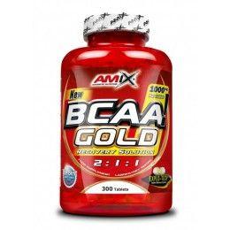 BCAAS GOLD 2:1:1 300TABS AMIX