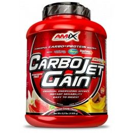 CARBOJET GAIN CHOCOLATE 2.250KG AMIX